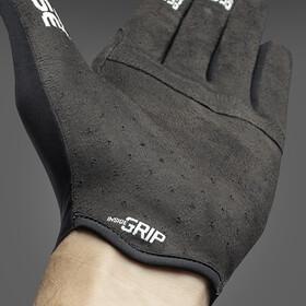 GripGrab Aerolite InsideGrip Lange Vingers Handschoenen, black